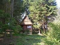 Chata k pronajmutí - dovolená  Dolní Žišpašský rybník rekreace Kunžak