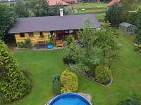 Levné ubytování Bazén Tábor Chata k pronajmutí - Dlouhá Lhota