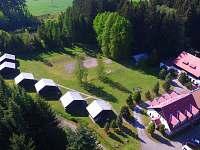 Vysočina: Kemp na horách
