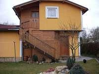 Chaty a chalupy Vlkovské pískovny v apartmánu na horách - Skalice