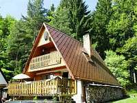 Chata k pronajmutí - dovolená Pískovna Jindřiš rekreace Malý Ratmírov