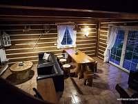 Wellness roubenka - chata ubytování Chlum u Třeboně - 9