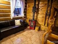 Wellness roubenka - chata - 21 Chlum u Třeboně