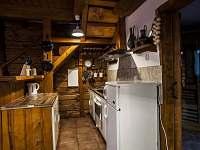 Wellness roubenka - pronájem chaty - 18 Chlum u Třeboně