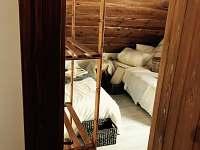 Wellness roubenka - pronájem chaty - 25 Chlum u Třeboně