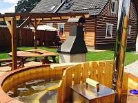 ubytování na chatě k pronájmu Chlum u Třeboně