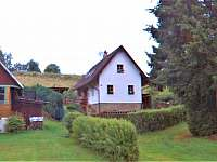 Dolní Vltavice ubytování 4 osoby  pronájem
