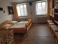 Pokoj 1 - chalupa k pronájmu Borkovice
