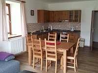 kuchyně_apartmán č. 1