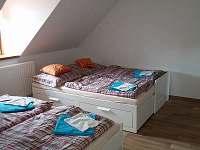 ložnice_4 lůžka_apartmán č. 2