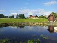 rybník plný kaprů