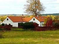 Apartmán ubytování v obci Svatý Jan nad Malší