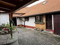 Kamenný Újezd - Kosov - apartmán k pronajmutí - 20