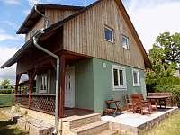 Ubytování Nová Včelnice - chata ubytování Nová Včelnice