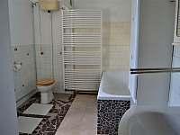 Koupelna s WC v patře - Bavorov