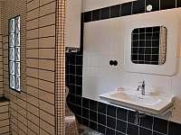 Koupelna s WC v přízemí - Bavorov