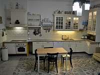 Kuchyň - jídelna, společenská místnost - Bavorov