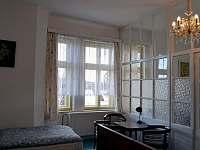 Ložnice č.4, 3 osoby - 3x jednolůžko - Bavorov