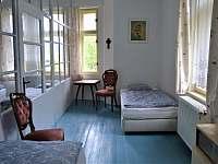 Ložnice č.5, 2 osoby, 2x jednolůžko - Bavorov