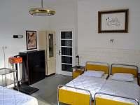 Ložnice č.7, 4 osoby - 4x jednolůžko - Bavorov