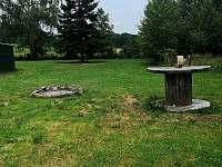 Velká zahrada - chalupa ubytování Bavorov