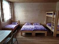 Apartmán na horách - okolí Lutové