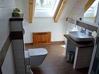 Koupelna s WC - Dubí Hora