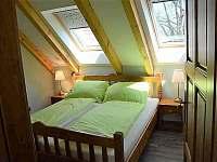 Ložnice - ubytování Dubí Hora