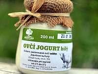 Ovči jogurt - Dubí Hora