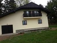 Chata k pronájmu - Chabrovice Jižní Čechy