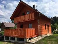 ubytování Skiareál Lipno - Kramolín na chatě k pronajmutí - Frymburk - Kovářov