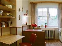 Kuchyně s jídelním koutem - Kardašova Řečice