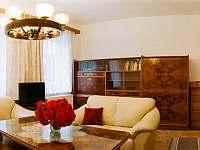 Obývací pokoj - Kardašova Řečice