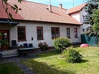 Chalupa ubytování v obci Závsí