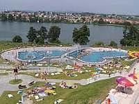 Aquapark Jindřichův Hradec - Jarošov nad Nežárkou