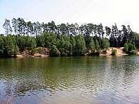 Přírodní koupaliště Pískárna v obci - Jarošov nad Nežárkou