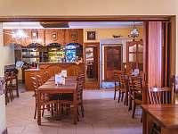 Restaurace Samorost vnitřní prostory - Jarošov nad Nežárkou
