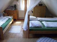 Ložnice- dvoulůžko,postel