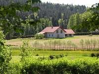 ubytování  v penzionu na horách - Doudleby