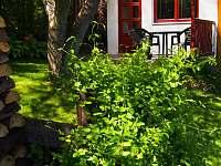 Exterier - chata k pronájmu Větřní