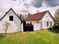 Levné ubytování v Jižních Čechách Chalupa k pronajmutí - Pluhův Žďár