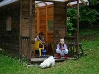 chatka pro děti