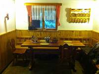 obývák/ společenská místnost