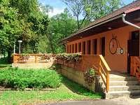 Penzion na horách - dovolená Českokrumlovsko rekreace Nové Hrady - Údolí