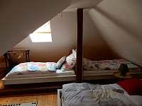 Ložnice - podkroví