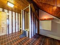 Koupelna s WC patro - Nová Včelnice - Brabec
