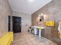 Koupelna s WC v přízemí - Nová Včelnice - Brabec