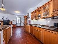 Kuchyň je plně vybavená - Nová Včelnice - Brabec