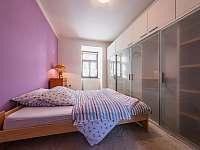 Ložnice 2 - chalupa k pronajmutí Nová Včelnice - Brabec