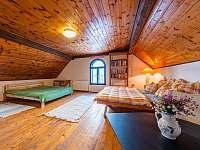 Ložnice 4 - Nová Včelnice - Brabec
